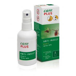Care Plus DEET 40 % myggspray 60 ml