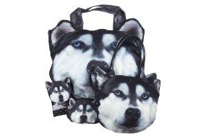 Väska Siberian husky