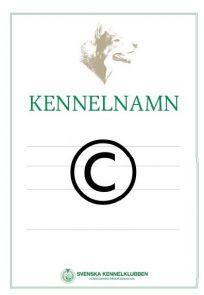 Kopia Kennelnamnsdiplom