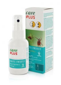 Care Plus Natural myggspray 60ml